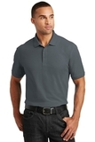 Tall Core Classic Pique Polo Graphite Thumbnail