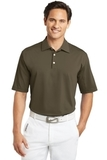 Nike Golf Shirt Nike Sphere Dry Diamond Olive Khaki Thumbnail