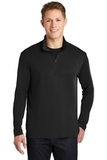 Competitor 1/4-Zip Pullover Black Thumbnail