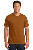 50/50 Cotton / Poly T-shirt Texas Orange Thumbnail