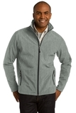 Core Soft Shell Jacket Pearl Grey Heather Thumbnail