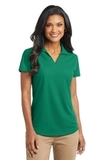 Women's Dry Zone Grid Polo Jewel Green Thumbnail
