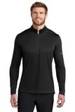 Nike Golf Dry 1/2-Zip Cover-Up Black Thumbnail