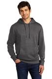 V.I.T.Fleece Hoodie Heathered Charcoal Thumbnail