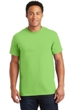 Ultra Cotton 100 Cotton T-shirt Lime Thumbnail