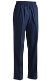 Misses Solid Pull-on Pant Navy Thumbnail