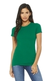 BELLACANVAS Women's The Favorite Tee Kelly Thumbnail