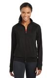 Women's Nrg Fitness Jacket Black Thumbnail
