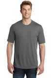Sport-Tek PosiCharge Competitor Cotton Touch Tee Dark Smoke Grey Thumbnail