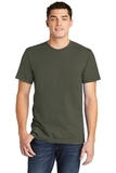 American Apparel Fine Jersey T-Shirt Lieutenant Thumbnail