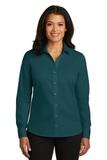 Women's Red House NonIron Twill Shirt Bluegrass Thumbnail