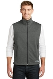 The North Face Ridgeline Soft Shell Vest TNF Dark Grey Heather Thumbnail