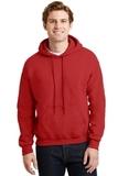 Heavyblend Hooded Sweatshirt Red Thumbnail