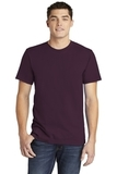 American Apparel Fine Jersey T-Shirt Eggplant Thumbnail