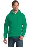 Pullover Hooded Sweatshirt Kelly Green Thumbnail
