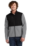 Castle Rock Soft Shell Jacket Mid Grey Thumbnail
