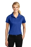 Women's Micropique Moisture Wicking Polo Shirt True Royal Thumbnail