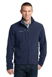 Eddie Bauer Soft Shell Jacket River Blue Navy Thumbnail