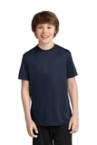 Youth Essential Performance Tee Deep Navy Thumbnail