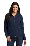 Women's Value Fleece Jacket True Navy Thumbnail