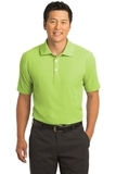 Nike Golf Dri-FIT Classic Polo Shirt Vivid Green Thumbnail