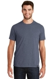 New Era Heritage Blend Crew Tee True Navy Heather Thumbnail