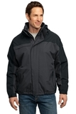 Tall Nootka Jacket Graphite with Black Thumbnail