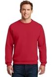 Super Sweats Crewneck Sweatshirt True Red Thumbnail