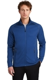 Eddie Bauer Smooth Fleece Base Layer Full-Zip Cobalt Blue Thumbnail