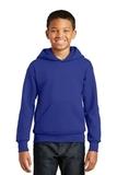 Comfortblend Youth Pullover Hooded Sweatshirt Deep Royal Thumbnail