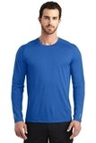 OGIO ENDURANCE Long Sleeve Pulse Crew Electric Blue Thumbnail