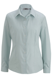 Women's No-iron Stay Collar Dress Shirt Sea Spray Thumbnail