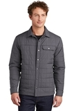 Eddie Bauer Shirt Jac Charcoal Grey Heather Thumbnail