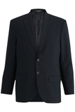 Redwood & Ross Signature Men's Single Breasted Poly/wool Suit Coat Navy Thumbnail