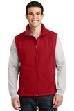 Value Fleece Vest True Red Thumbnail