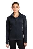 Women's The North Face Mountain Peaks Full-Zip Fleece Jacket Urban Navy Thumbnail