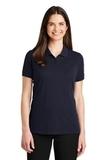 Women's EZ-Cotton Polo Navy Thumbnail