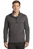 Collective Smooth Fleece Jacket Graphite Thumbnail