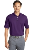 Nike Golf Dri-FIT Micro Pique Polo Shirt Night Purple Thumbnail
