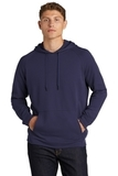 Lightweight French Terry Pullover Hoodie True Navy Thumbnail