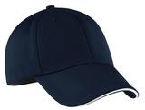 Nike Golf Dri-fit Mesh Swoosh Flex Sandwich Cap Navy Thumbnail