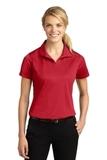 Women's Micropique Moisture Wicking Polo Shirt True Red Thumbnail
