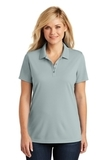 Women's Dry Zone UV MicroMesh Polo Gusty Grey Thumbnail