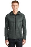 The North Face Canyon Flats Fleece Hooded Jacket Asphalt Grey Reign Camo Print Thumbnail
