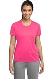 Women's PosiCharge Competitor Tee Neon Pink Thumbnail