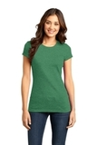 District Juniors Very Important Tee Heathered Kelly Green Thumbnail