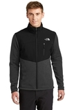 The North Face Far North Fleece Jacket TNF Black Heather Thumbnail