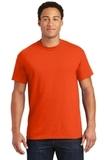 Ultra Blend 50/50 Cotton / Poly T-shirt Orange Thumbnail