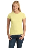 Women's Softstyle Ring Spun Cotton T-shirt Cornsilk Thumbnail