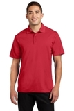 Tall Micropique Sport-wick Polo True Red Thumbnail